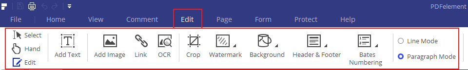 How to Open and Edit PDF Document in Word 2016?
