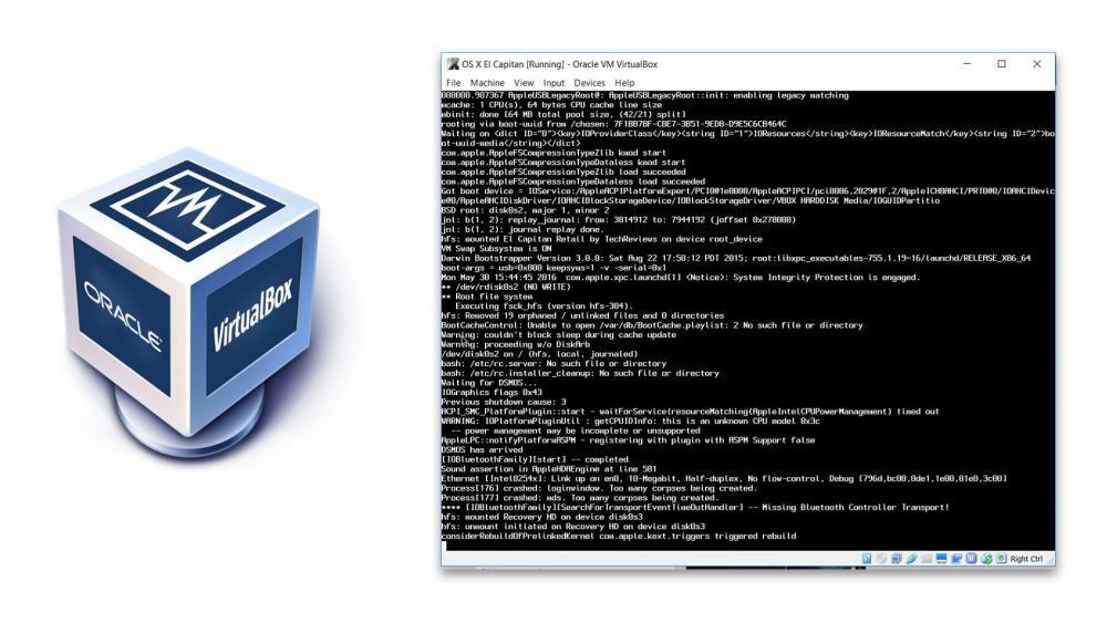 Complete Guide to Fix VirtualBox Errors While Installing Mac OS X 1