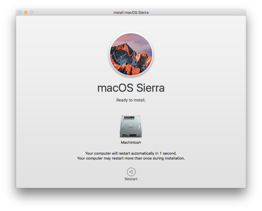 How to Upgrade Mac OS X El Capitan to macOS Sierra