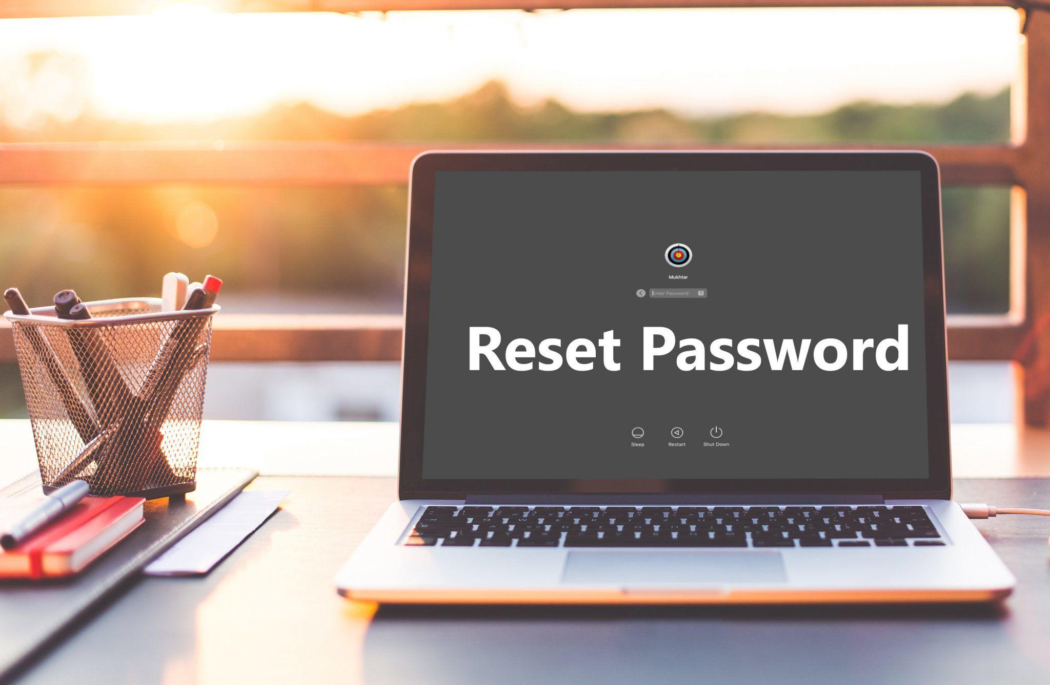 Best Way to Reset macOS Sierra Forgotten Password