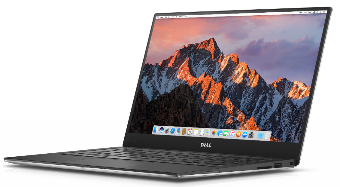 Install macos sierra on Dell XPS 13 9343