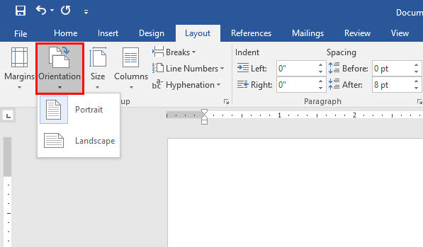 Insert Pictures & Draw Shapes in Microsoft Office Word 2016