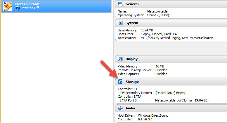 How to Download and Install Metasploitable in VirtualBox - wikigain