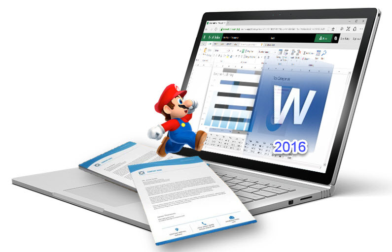 Insert Bookmarks in Microsoft Office Word 2016