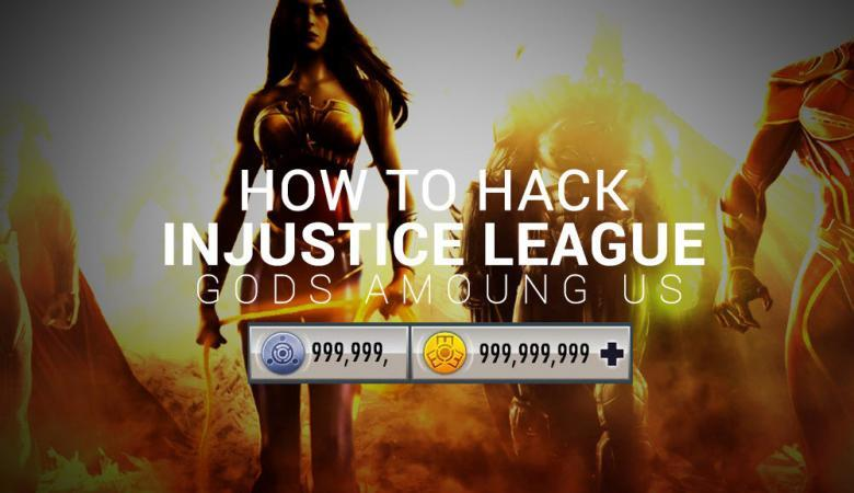 How to Hack Injustice Gods Among Us Latest Version on iOS 11 without Jailbreak