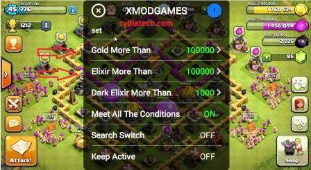How to Hack clash of clans on iOS device without Jailbreak