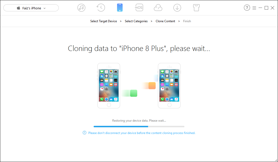 How to Transfer your all Data from Old iPhone to new iPhone 8/8 Plus or the new iPhone 10