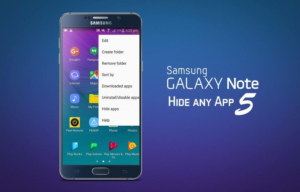 How to Hide any App on Android without Harming your device