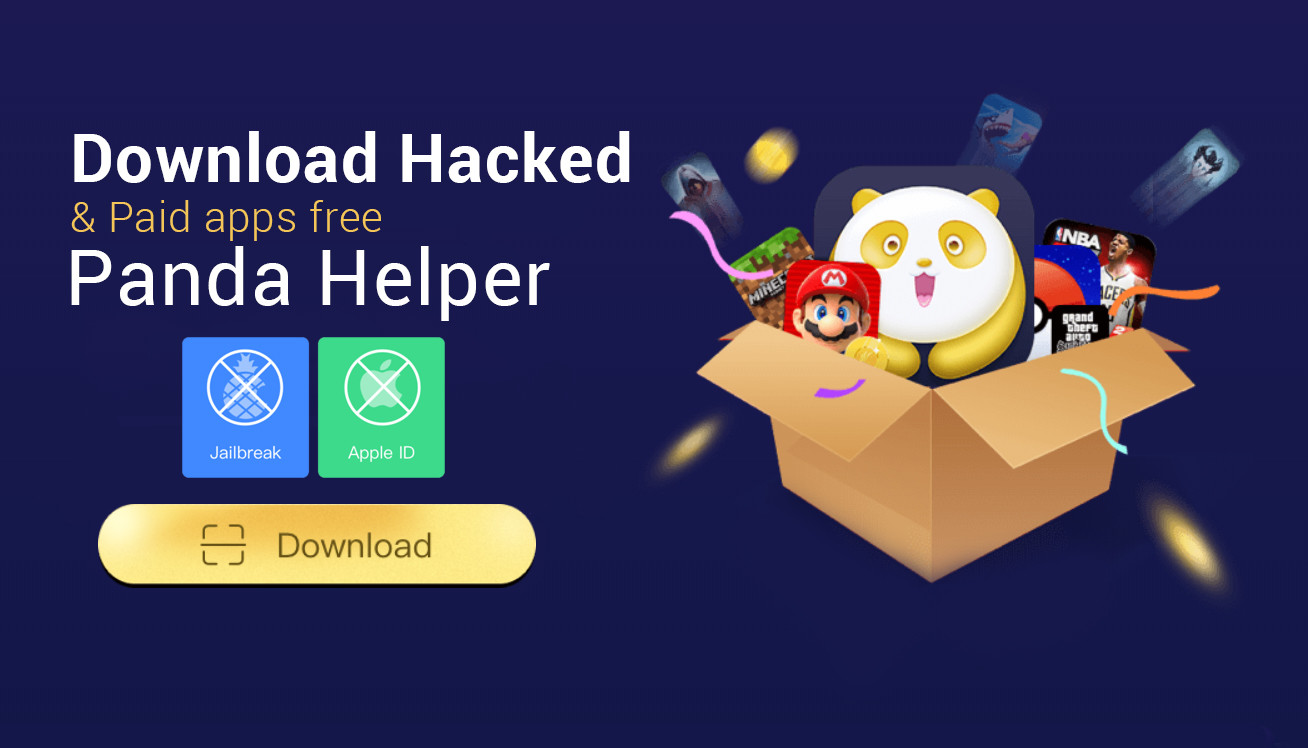 How to Download Paid & Hacked Apps Free on iOS 11 New App (Panda Helper)
