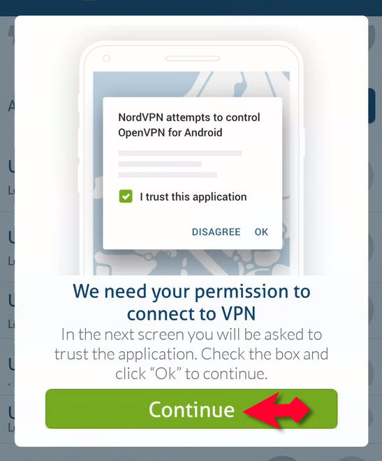 Best VPN for iPhone/Android/Windows/Mac (Nord VPN)