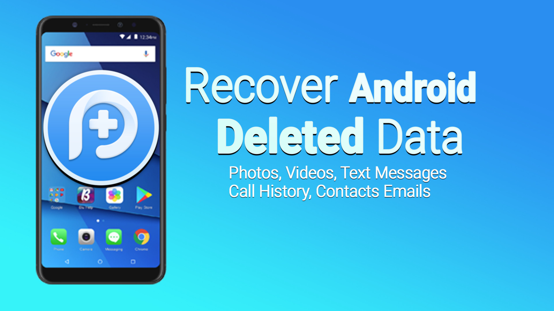 How to Recover Lost Text Messages Photos Videos on Android