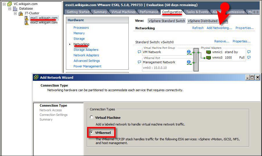 How to Build vSphere Infrastructure on Windows Server 2008 R2 vStorage