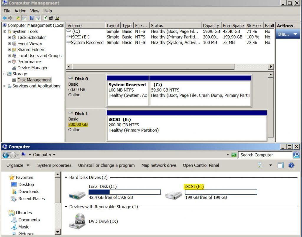 How to Initialize New Hard Drive