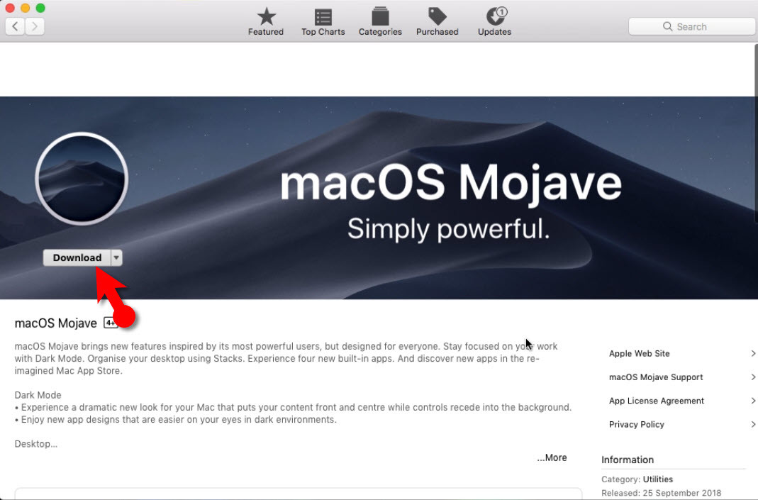 Create macOS Mojave Bootable USB Installer UniBeast - wikigain