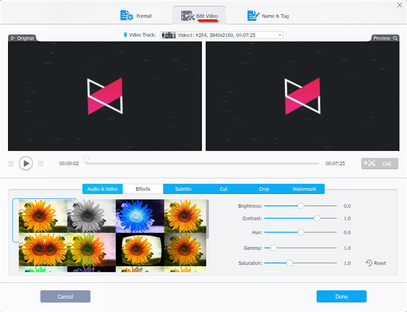 VideoProc – Process 4K Videos from GoPro, Drone and iPhone with Full GPU Acceleration