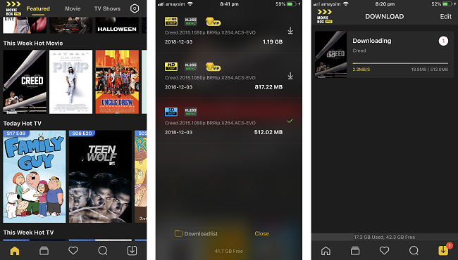 How to Install Movie Box Pro Free on iOS Devices