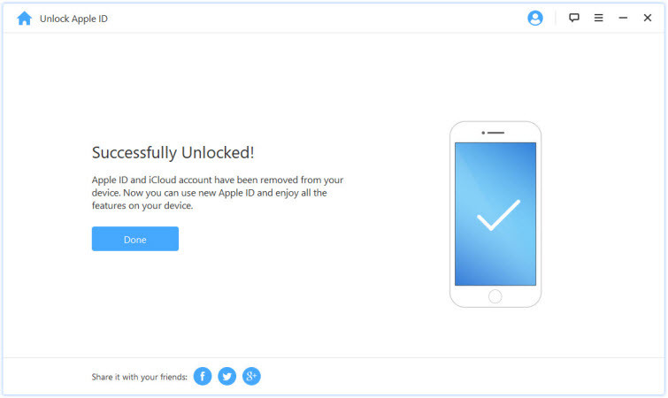 How to Remove Apple ID and Screen Passcode with iMyFone LockWiper