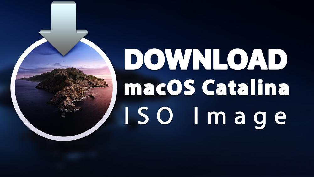 Download macOS Catalina ISO Image Latest