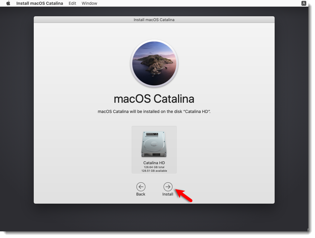 Installing macOS On the VMDK 1
