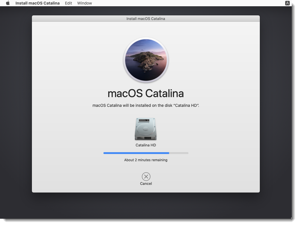 Installing macOS On the VMDK 2