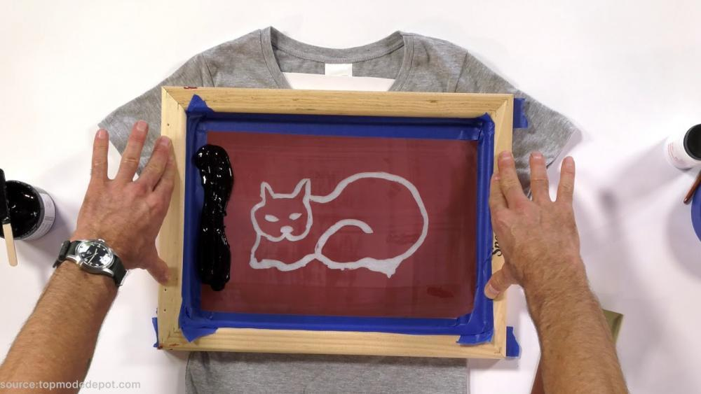 What Is Screen Printing and How Is It Used?