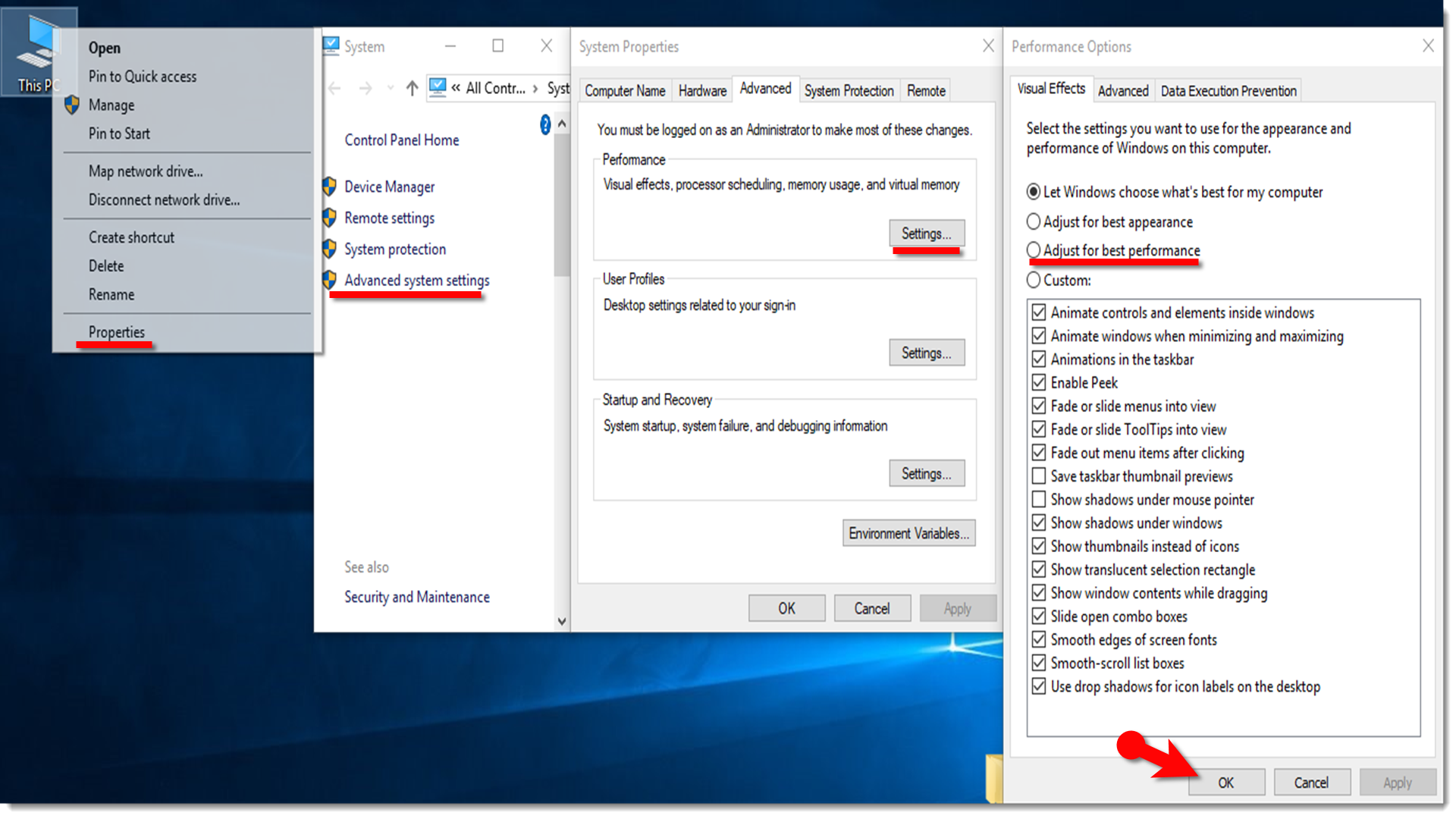 How to Increase Windows 10 Speed and Performance?