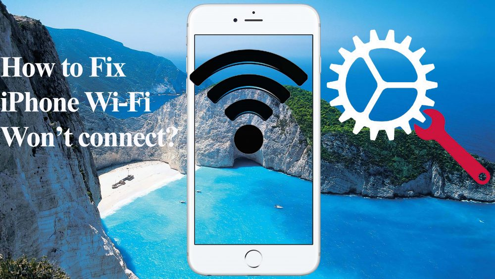 Fix iPhone WiFi Won't Connect