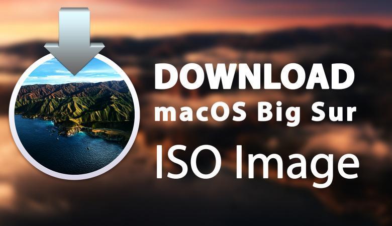 Download macOS Big Sur ISO Image