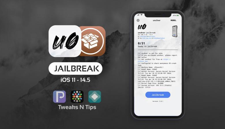 "How to Jailbreak iOS 13.5, ""Best Tweaks and Tips"""
