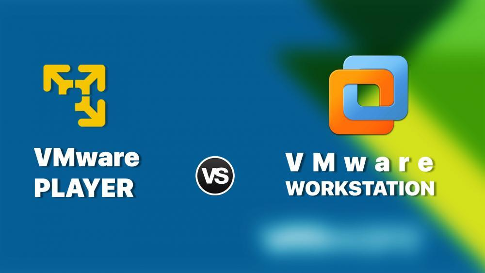 What's the difference between VMware Workstation and VMware Player