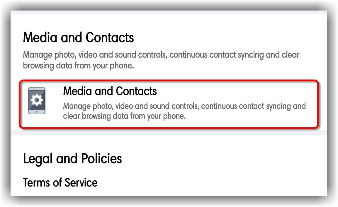 Media & Contacts