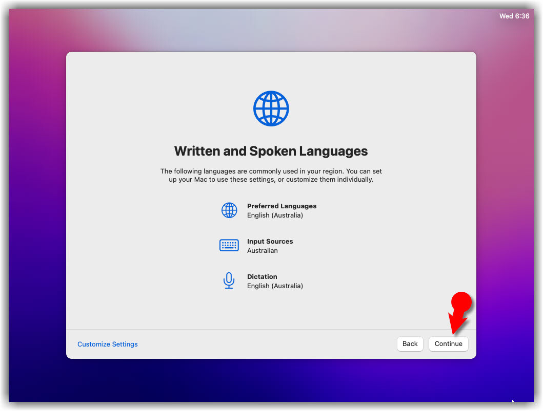Customize Written and Spoken Languages