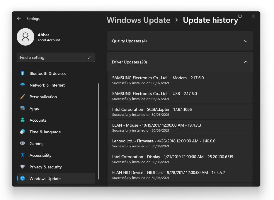 Install Windows 11 Drivers