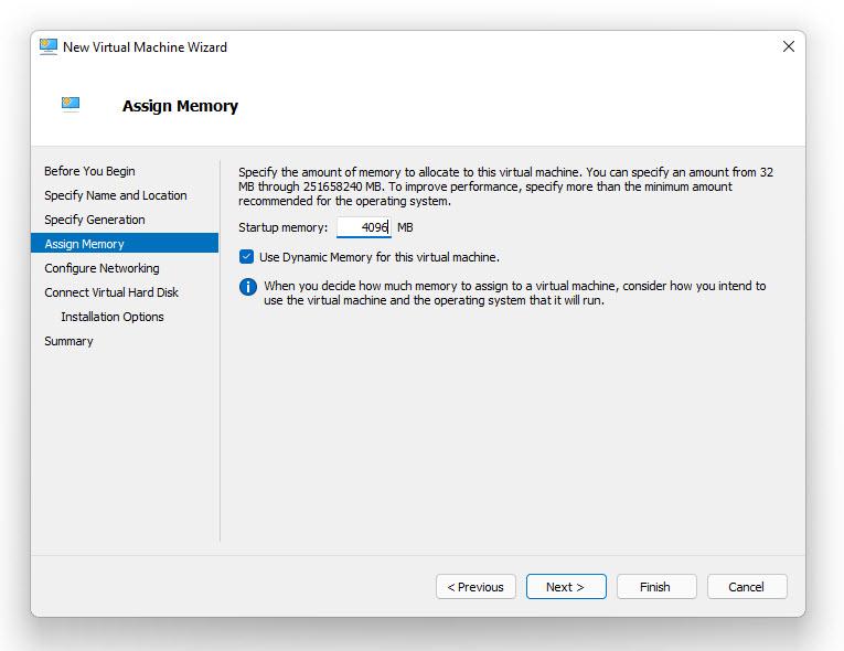 install Windows 11 on Hyper-V