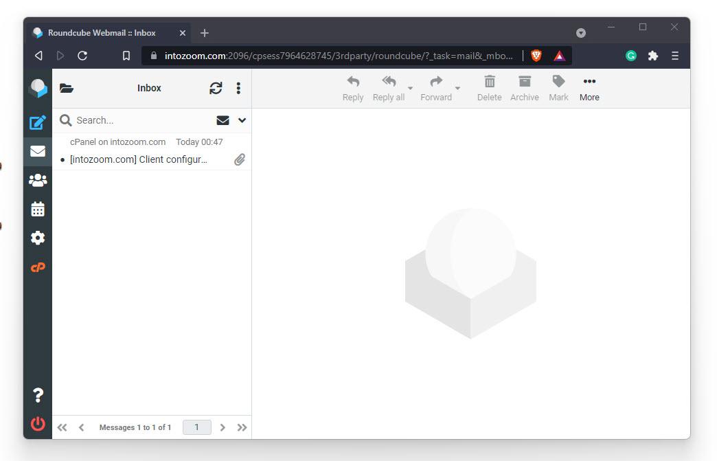 Create a Custom Business Email Address